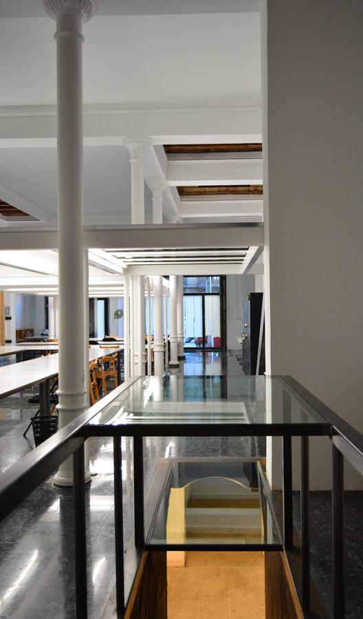 Rold N Berengu Arqts Barcelona Architecture Center